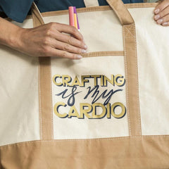 Cricut Workshop: Introduction to Iron-On & Fabric Projects (John Lewis, Oxford St)