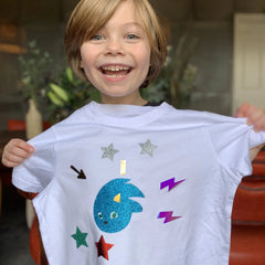 Kids: Design a T-Shirt Workshop (John Lewis, Southampton)