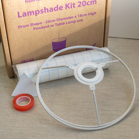 Lampshade-Making Kit (Various sizes)