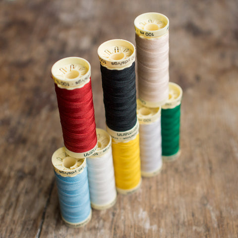 Gutermann Thread: 100m (Various colours)