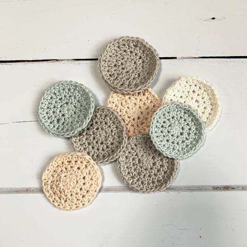 Learn to Crochet: Face Cloths (The Makery, Bath)