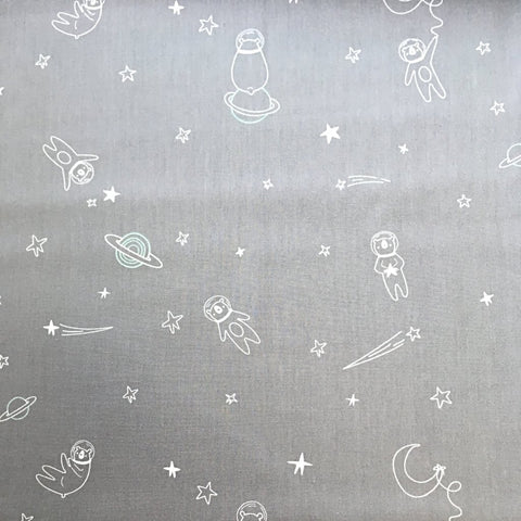 baby nursery fabric gender neutral