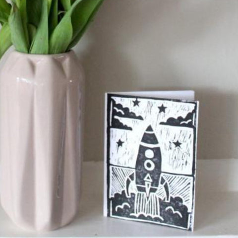 Learn Lino Print: Christmas Card Making (The Makery, Bath)