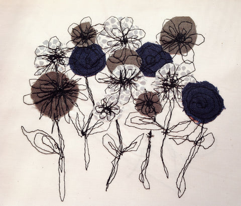 Freehand Machine Embroidery (John Lewis, London)