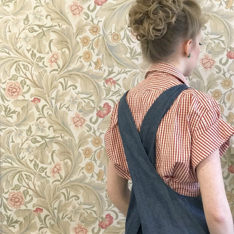 Make a Japanese Crossover Apron (The Makery, Bath)