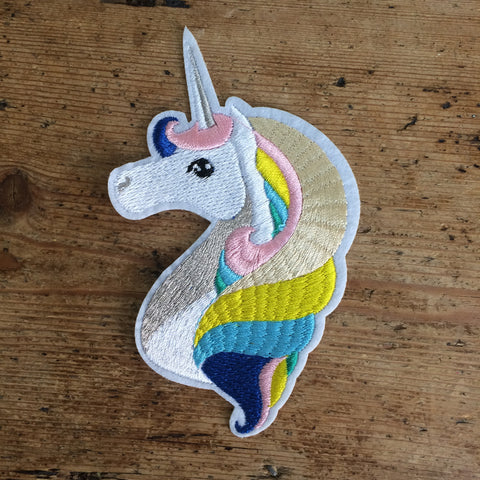 Iron-on Patch: Unicorn
