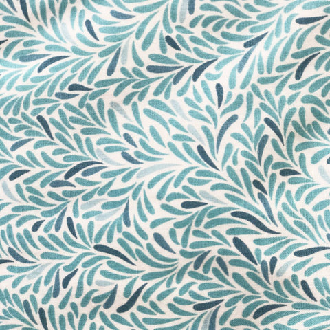 Turquoise Splash Fabric