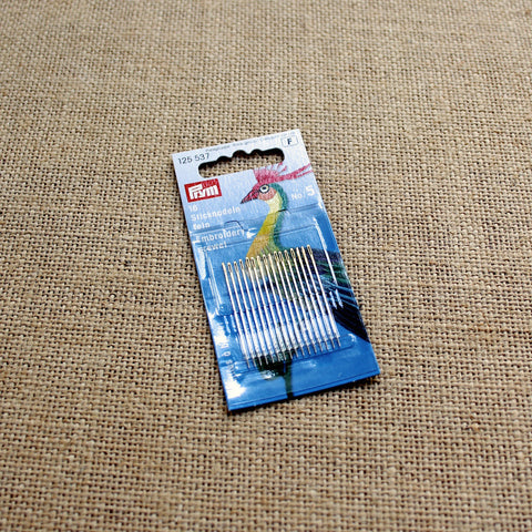 Hand Sewing Needles (Prym)