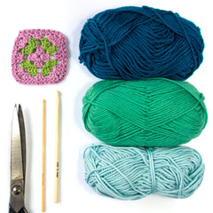 Learn to Crochet - Get started (John Lewis, London)