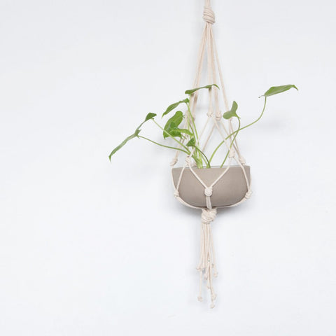 Macrame: Make a Plant Hanger (The Makery, Bath)