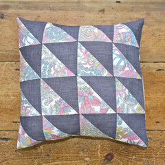 Sew a Patchwork Cushion (John Lewis, London)