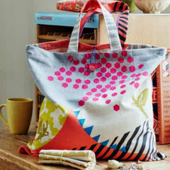 Make your own fold away Tote bag workshop (The Makery, Bath)