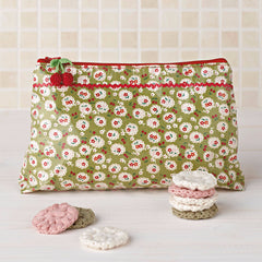 Make a Washbag: Sewing with Oilcloth (John Lewis, London)