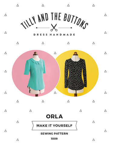 Tilly and the Buttons Dressmaking Pattern: Orla