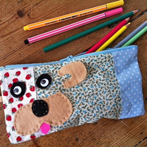 KIDS: Cute Pencil Case (The Makery, Bath)