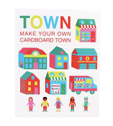 Make a Town Craft Kit