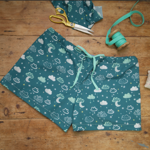 make your own pyjamas kit