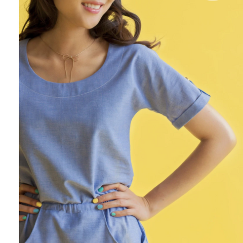 Tilly and the Buttons Dressmaking Pattern: Bettine