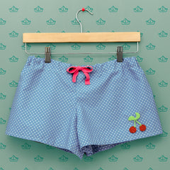 Workshops for Teenagers: Sewing Machine Skills - Make PJ Shorts! (The Makery, Bath)