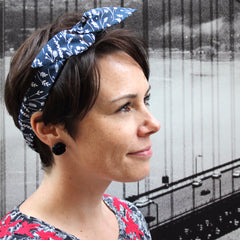 Kids and Teens: Top Knot Headband (The Makery, Bath)