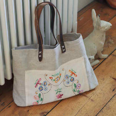Make a Vintage Belt Bag (The Makery, Bath)
