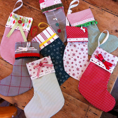 Make a Christmas Stocking! (The Makery, Bath)