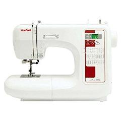 Sewing Machine: Janome CXL301 (FREE delivery & FREE £40 workshop!)