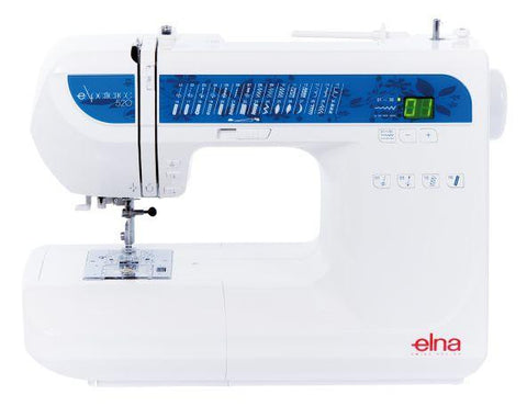 Sewing Machine: Elna 520 ex (FREE delivery & FREE £40 workshop!)
