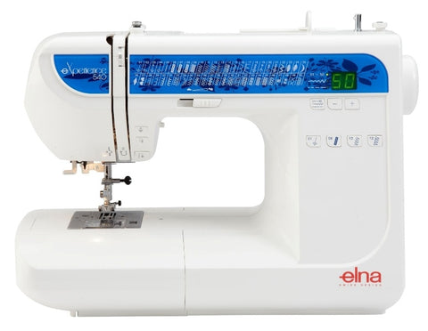 Sewing Machine: Elna 540 ex (FREE delivery & FREE £40 workshop!)
