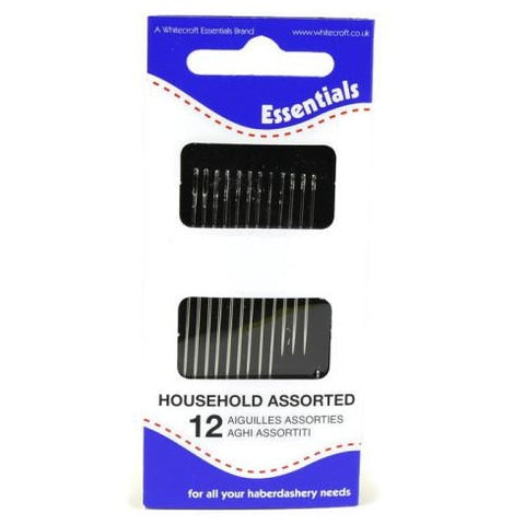 Hand Sewing Needles (Assorted)