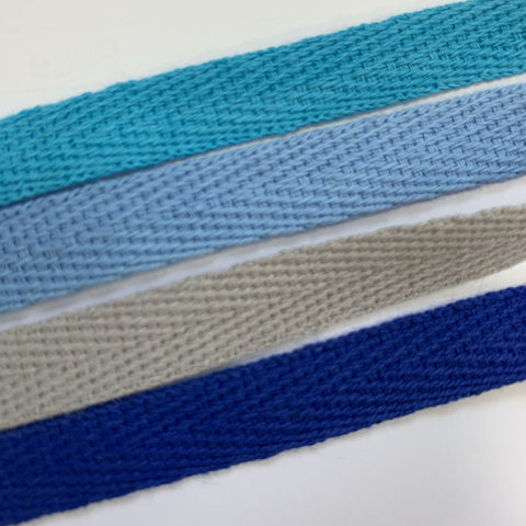 100% Cotton Woven Webbing Tape