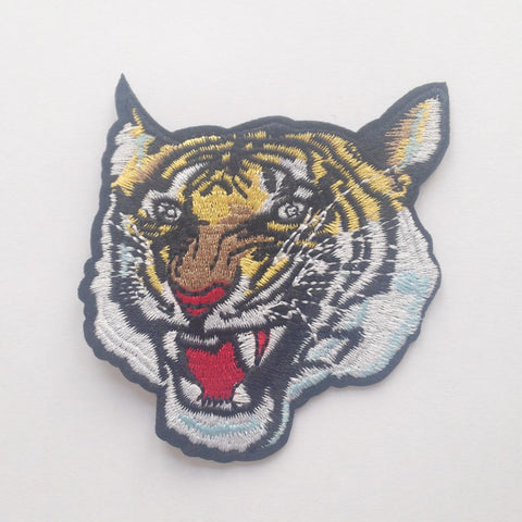 Iron on Patch: Tiger