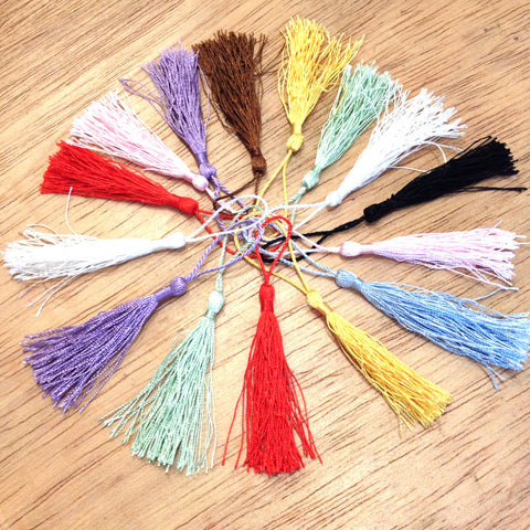 Large Tassels (Various colours)