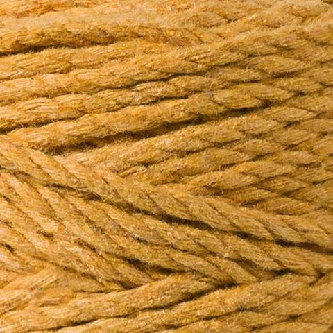 Mustard Yellow Macrame Yarn