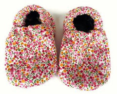 Make Your Own Baby Shoes (John Lewis, London)