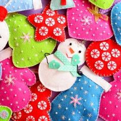 KIDS: Make your own Christmas Decorations! (The Makery, Bath)