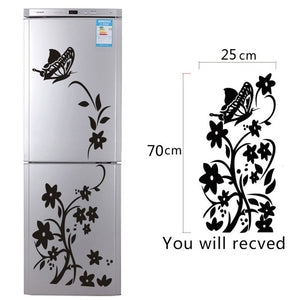 Refrigerator Black Sticker - WuLee Chef - WuLee Chef