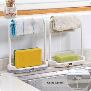 Kitchen Utensil Towel Rack Bar - WuLee Chef - WuLee Chef
