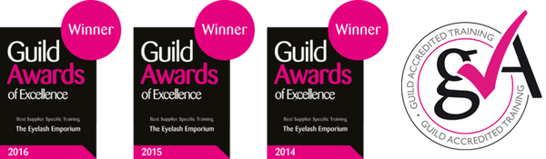 Guild Awards & Accreditation