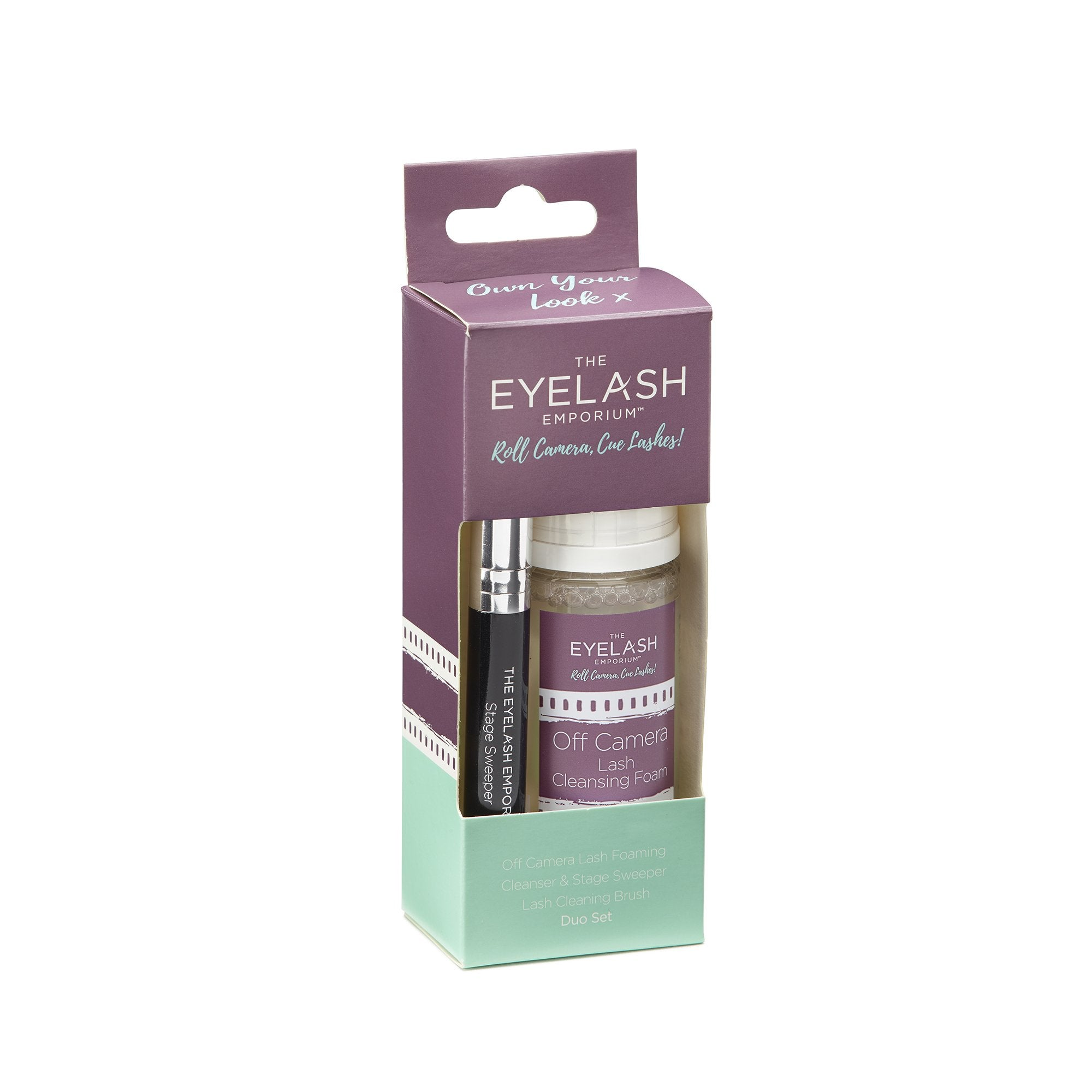 Lash Cleansing Set