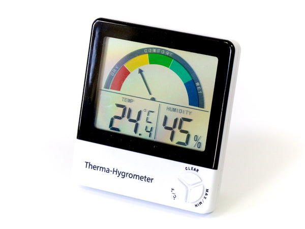 Therma-Hygrometer - Humidity Meter for Eyelash Extensions