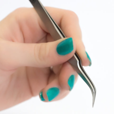 xD Russian Volume Eyelash Extension Tweezers