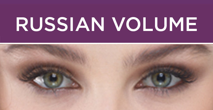 xD Russian Volume Lashes