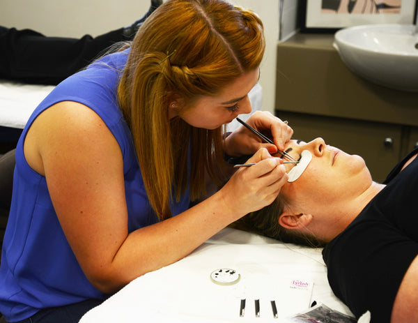 xD Russian Volume Eyelash Extension Training Birmingham