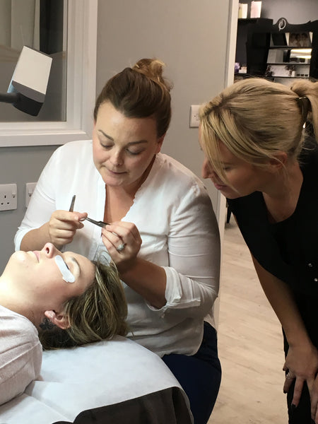 Cornwall - Eyelash Extension Training Course  - 5