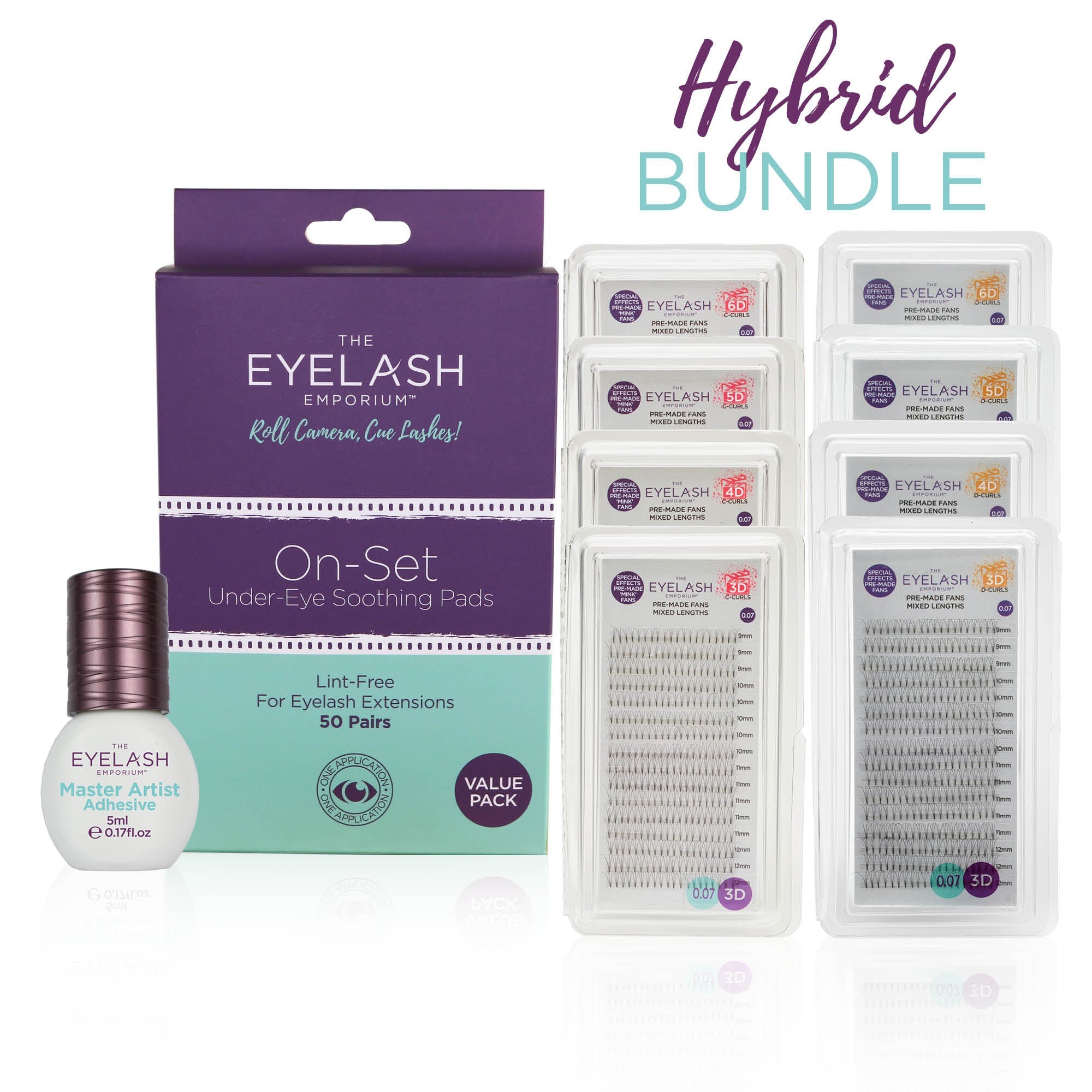 Hybrid Lash Bundle