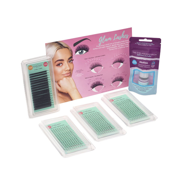 Glam Lash XPL Express Lash Bundle