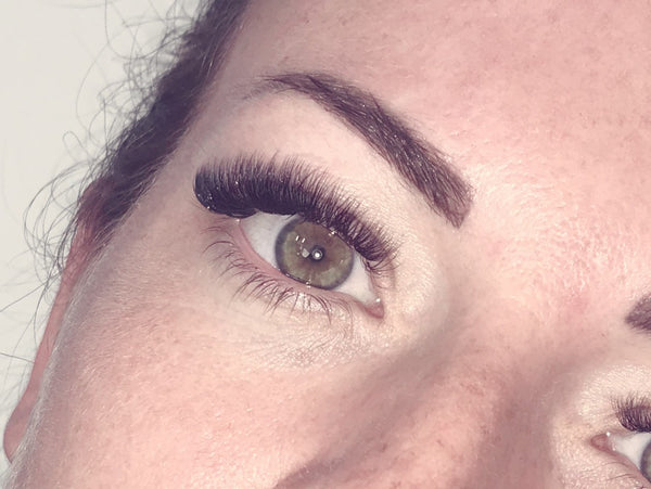 Gravity Defying Lashes Training Chippenham