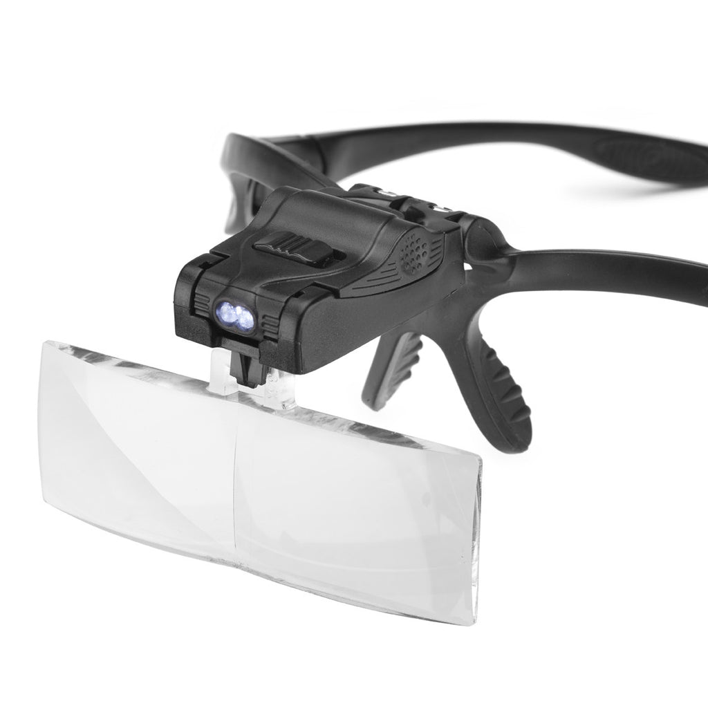 Deluxe Magnifier Glasses For Beauty Treatments The