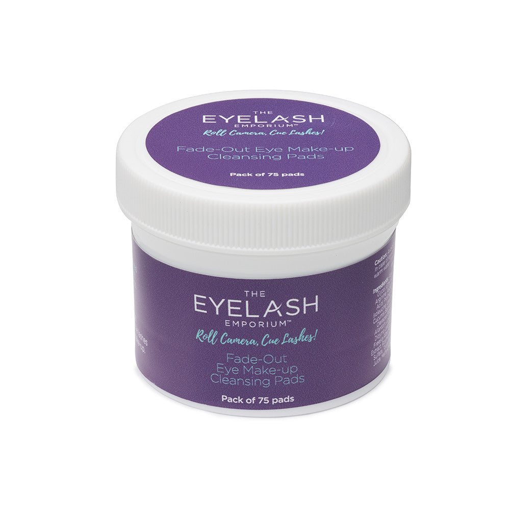 Eye Make Up Cleansing Amp Protein Removal Pads For Eyelash